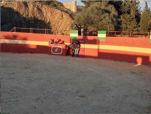 organizar una capea en Cádiz