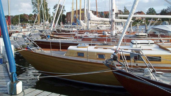Yachthafen Schlei Arnis