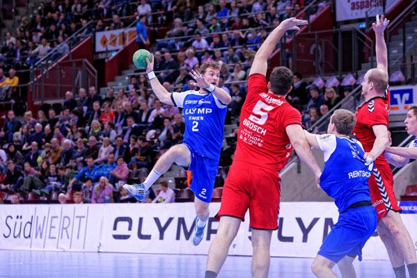 SG BBM Bietigheim (2.Bundesliga) MHP Arena LB _ (Bildermacher D.Ott)