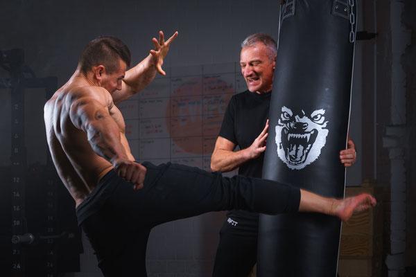 Personaltraining umfasst auch das Boxtraining. Das GaFit Prinzip der ganzheitlichen Fitness ist ein Garant für für deine Gesundheit.
