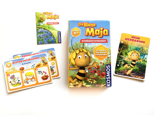 Experimental Kit / Packaging Design / KOSMOS Verlag