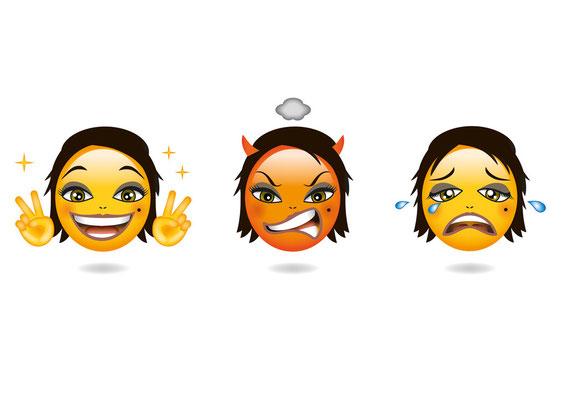 Vektor / Emoji / Talenthouse