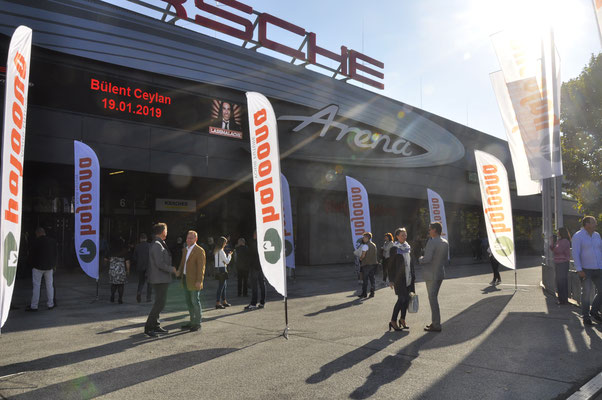 hajoona Porsche Arena