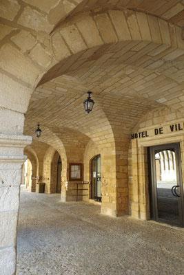 Hôtel de ville, Gourdon