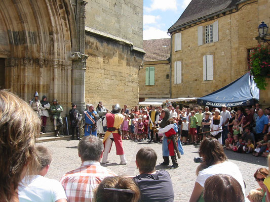 Le Médiévales de Gourdon