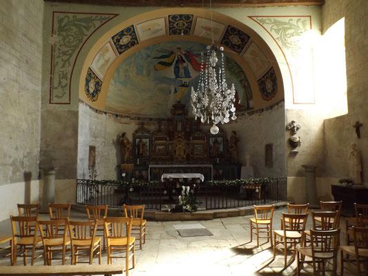 Chapelle Notre Dame des Neiges, Gourdon