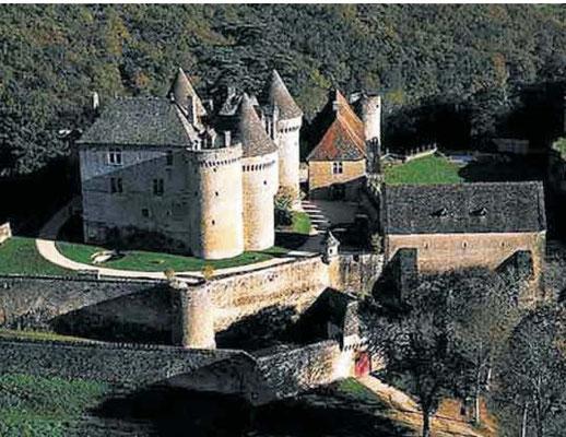 Château Fenelon (20 minutes away)