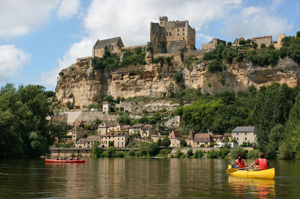 Canoe la Dordogne