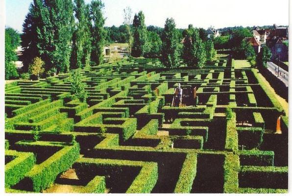 Labyrinthe Minotaure