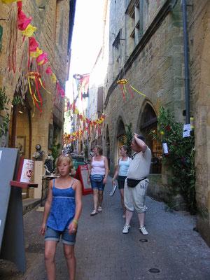 Rue du Majou, Gourdon
