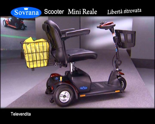 scooter a 3 ruote