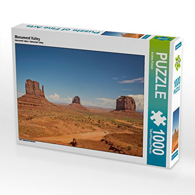 Monument Valley - 1000 Teile