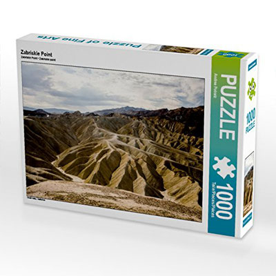 Death Valley, Zabriskie Point - 1000 Teile