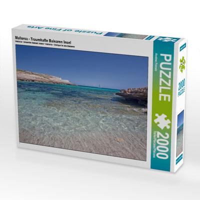 Mallorca - 2000 Teile