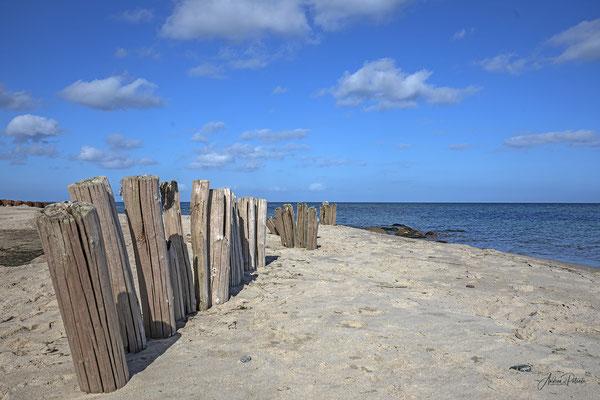 Urlaubsfeeling am Strand von Dahmeshöved