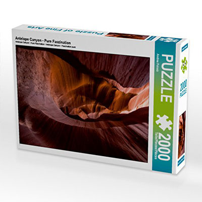 Antelope Canyon - 2000 Teile
