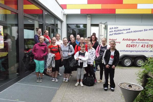 2. NRW Tanzsommer in Königswinter am 10.06.2012