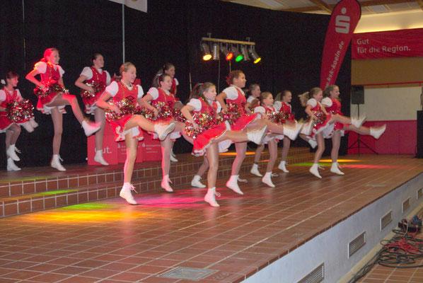 Tanzgruppencasting 09.10.2011 in Herkenrath