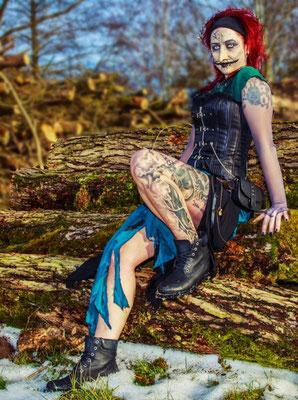 Die kleine Hexe, Foto: Reinhold Buchner