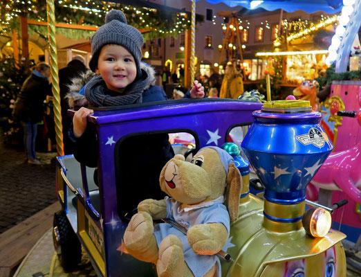 Christkindlmarkt, Foto: Annelies Neumann