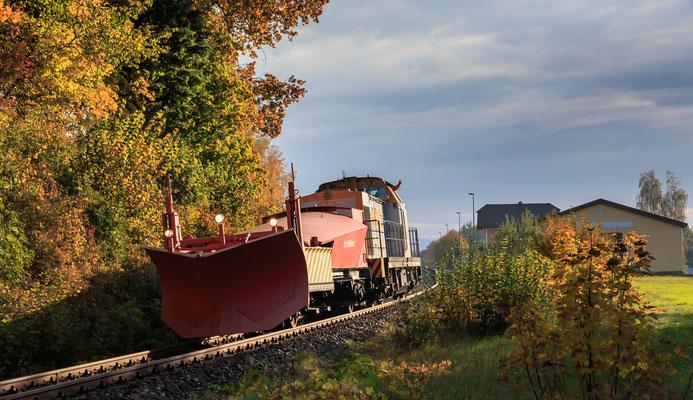 Bewegungsfahrt, Foto: Reinhold Buchner