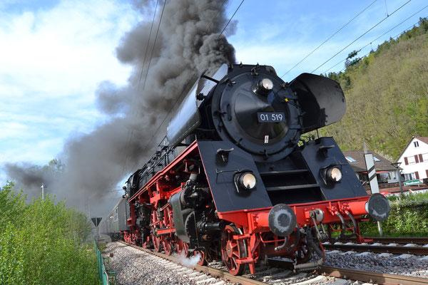 Schwarzwaldbahn, Foto: Bernhard Czichon