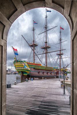 Die Amsterdam, Foto: Elke Englmaier