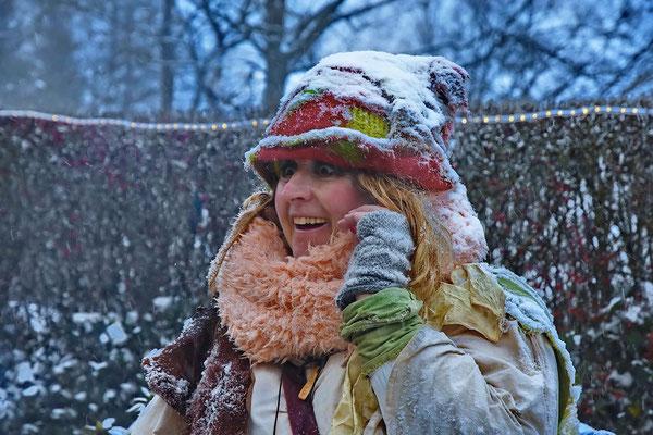 Wintermärchen, Foto: Annelies Neumann