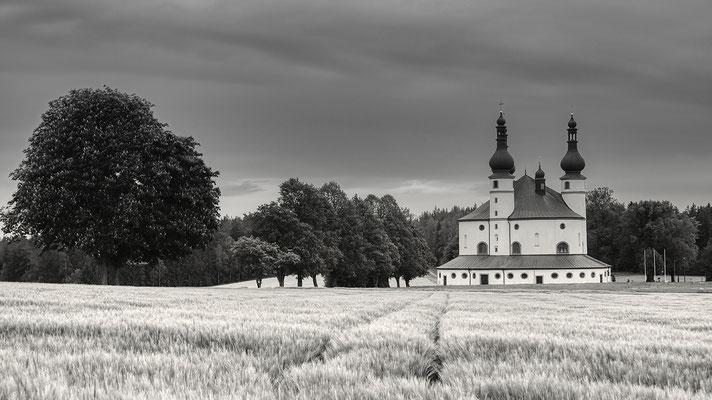 Bild 06: Kappel in Schwarz-Weiß