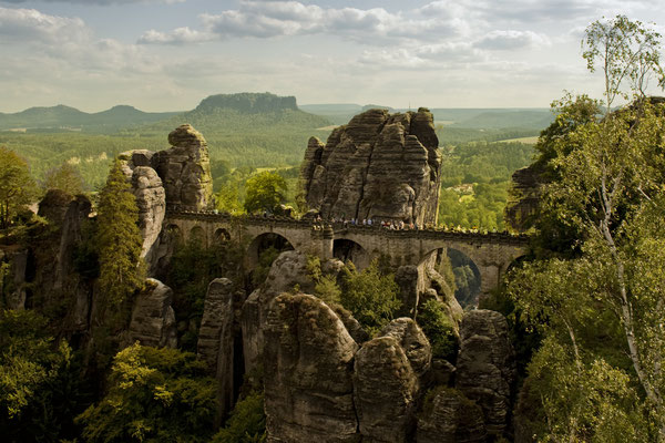 Basteibrücke, Foto: Christina Bäumler