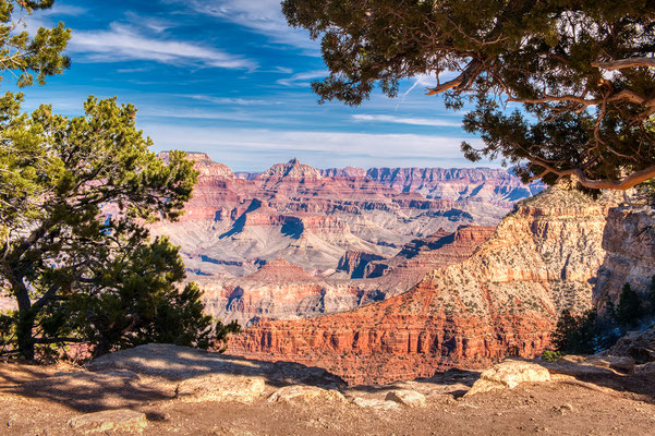 Grand Canyon, Foto: Josef Beinrucker