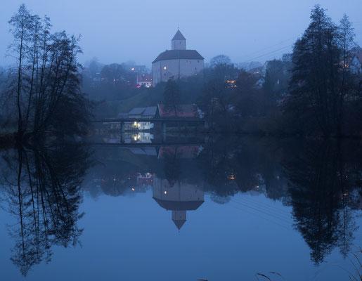 Novemberblues, Foto: Reinhold Buchner