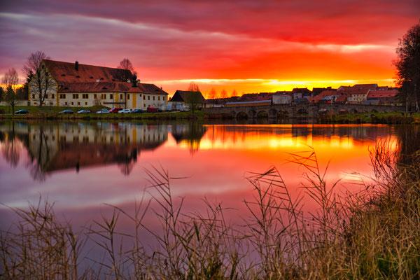 Fischhofpark Tirschenreuth, Foto: Reinhold Buchner