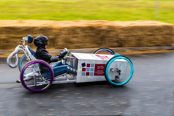 Geschwindigkeit, Foto: Elke Englmair