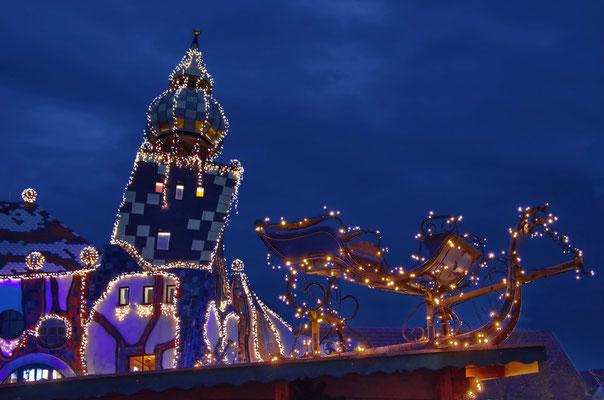 Weihnachten beim Kuchlbauer, Foto: Dieter Neumann