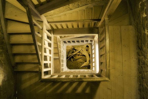 Im Keller wohnt der Drache, Foto: Christina Bäumler