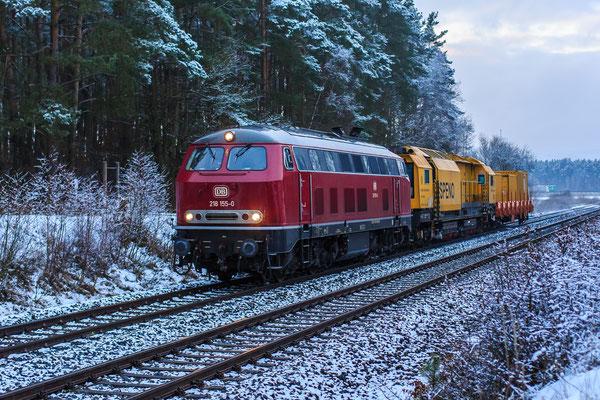 Bild 09: Winterbild, Foto: Reinhold Buchner