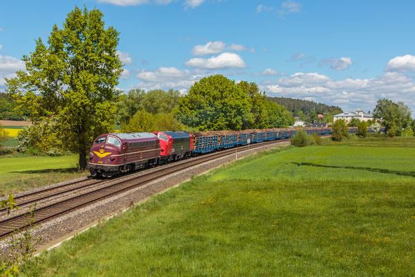 Bild 07: Oldtimer auf Schienen, Foto: Reinhold Buchner