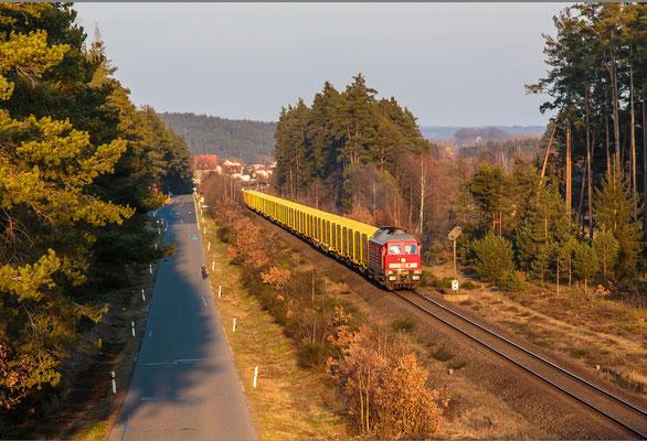Bild 09: Postcontainerzug, Foto: Reinhold Buchner