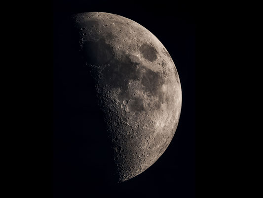 Dark side of the moon, Foto: Sebastian Reiter
