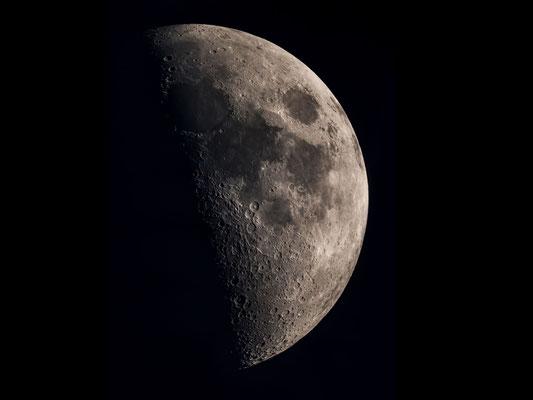 Dark side of the moon, Foto: Sebastian Reiter