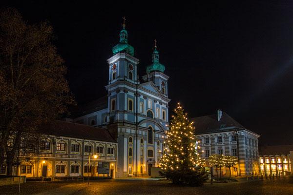 Basilika Waldsassen, Foto: Elke Englmair