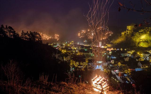 1000 Feuer, Foto: