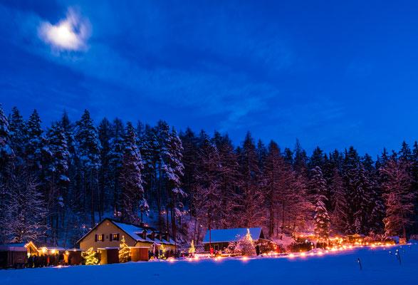 Fire and Snow, Foto: Reinhold Buchner