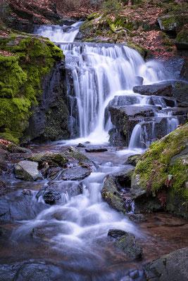 Bild 07: Muglbach Wasserfall, Foto: Josef Beinrucker