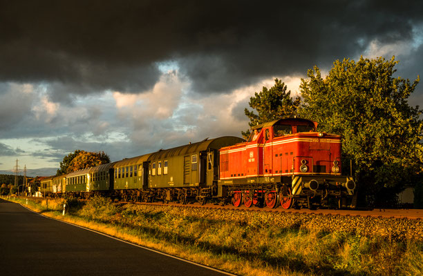 Trainspotting, Foto: Reinhold Buchner