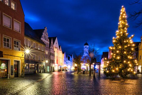 Weihnachtsstimmung, Foto: Reinhold Buchner