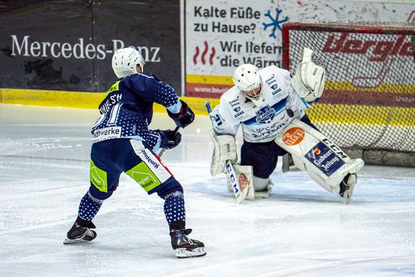 Bild 04: Penalty; Foto: Elke Englmaier