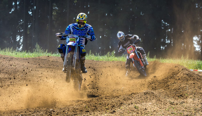 Motocross Training, Foto: Karl Polland