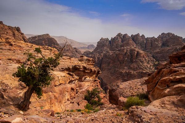 Bergland von Edom, Foto: Josef Beinrucker